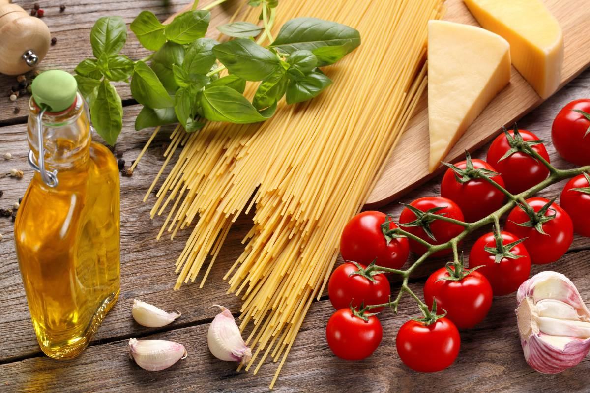 L'olio nella dieta mediterranea