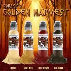 Gorsky's Golden Harvest Set