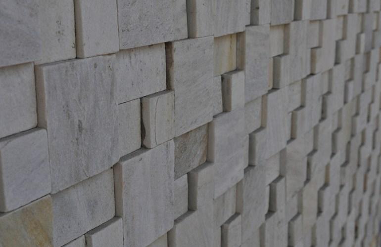 Mosaico Pedra São Tomé das Letras