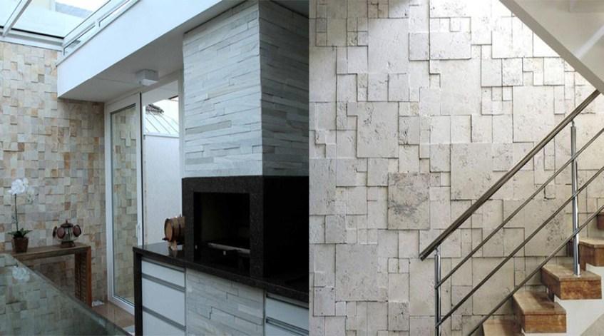 Pedra São Tomé Branca na Cozinha