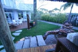 003 - Goiás Verde Lajão com Granito Entalhado