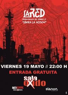Sala Oxido, Guadalajara (19.05.2017)