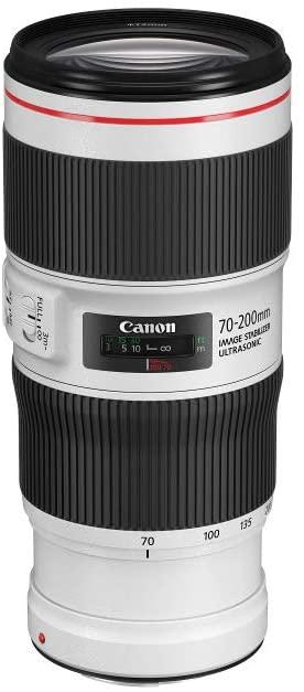 Objetivo Canon 70-200 f/4 comprar en amazon