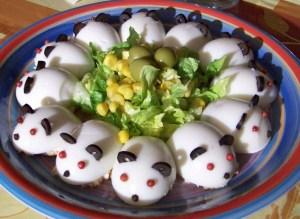 Huevos con Bigote