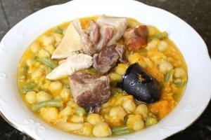 Cocido al estilo Tarugo