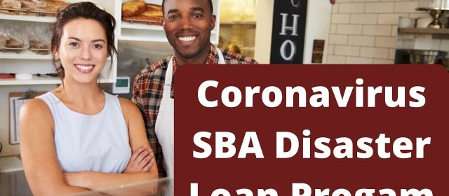 Another Look at the SBA Disaster Loan Programs