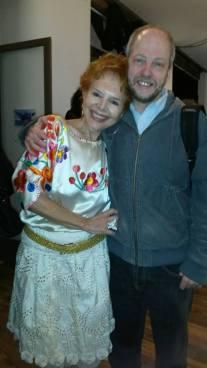 Antonio Castillo y Nataly