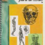 Portada Anatomía para artistas.