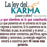 La ley del Karma