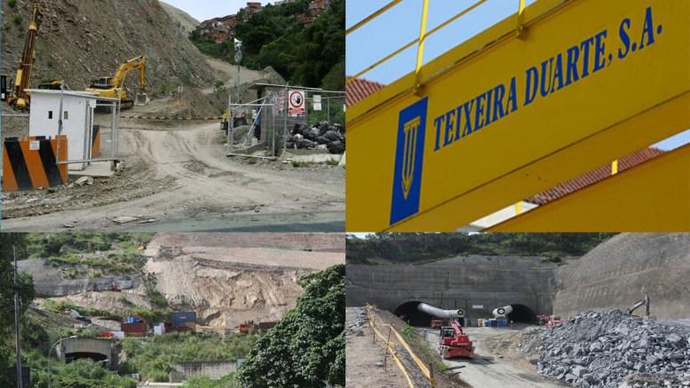 obras boyaca - Venezuela firmó acuerdos con Teixeira Duarte para agilizar actividades en puertos