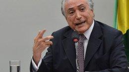 Brasileños luchan para esquivar la subcontratación impulsada por Temer - Brasileños luchan para esquivar la subcontratación impulsada por Temer