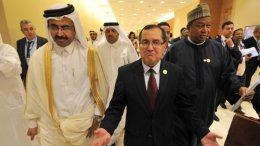 Argelia y Venezuela evalúan temas de próxima reunión OPEP - Argelia y Venezuela evalúan temas de próxima reunión OPEP