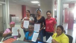 Casi un centenar de mujeres sucrenses recibieron créditos - Casi un centenar de mujeres sucrenses recibieron créditos
