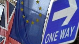 La tensa salida de Inglaterra de la Unión Europea - La tensa salida de Inglaterra de la Unión Europea