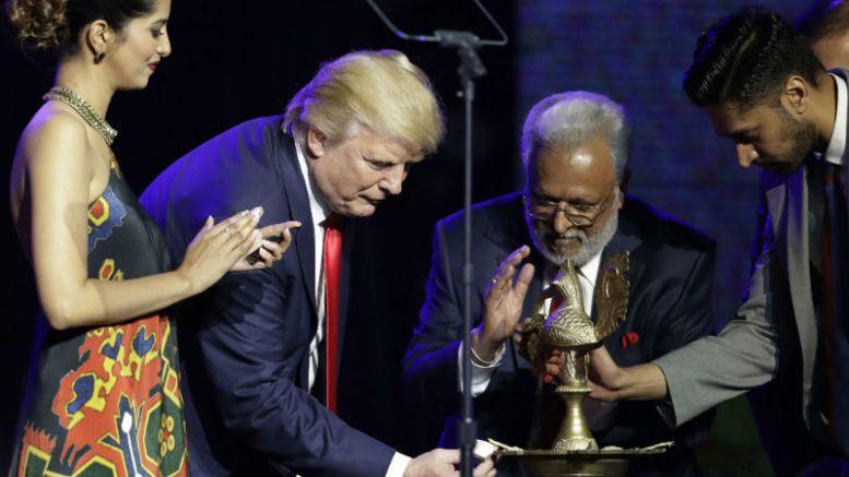 Qué buscará Trump a través de la alianza económica con India - ¿Qué buscará Trump a través de la alianza económica con India?