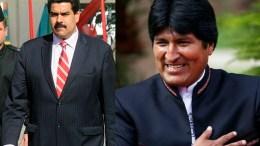 Bolivia y Venezuela tratarán temas mineros - Bolivia y Venezuela tratarán temas mineros
