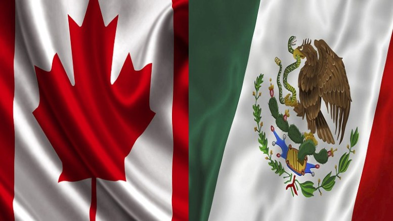 México y Canadá se alían antes de cambios a TLCAN - México y Canadá se alían antes de cambios a TLCAN