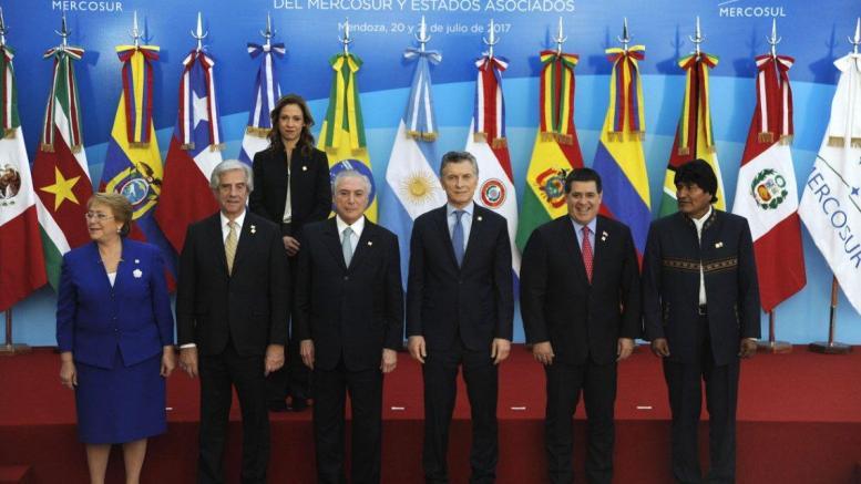 Mercosur impulsa persecución política con bloqueo económico a Venezuela - Mercosur impulsa persecución política con bloqueo económico a Venezuela