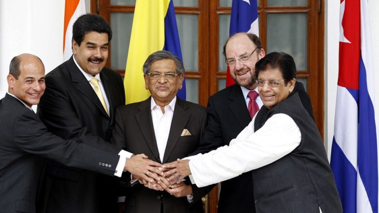 Maduro viajará a India para consolidar alianzas energéticas - Maduro viajará a India para consolidar alianzas energéticas