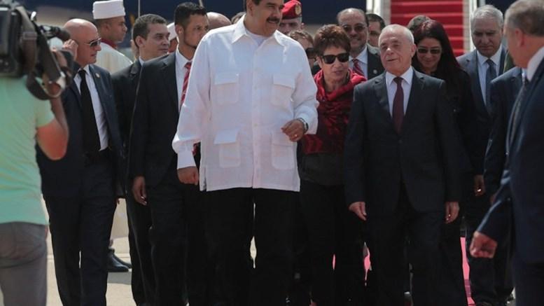 Venezuela y Argelia revisaron cooperación económica petrolera y aeronáutica - Venezuela y Argelia revisaron cooperación económica, petrolera y aeronáutica