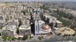 Adivina cuál país ayudará a resucitar el sector turístico sirio - Adivina cuál país ayudará a resucitar el sector turístico sirio