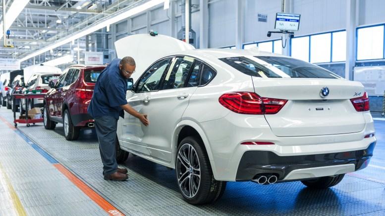 BMW revisará en noviembre 85.000 vehículos en EEUU - BMW revisará en noviembre 85.000 vehículos en EEUU
