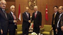 Indonesia y Turquía pactan jugoso acuerdo económico - Indonesia y Turquía pactan jugoso acuerdo económico