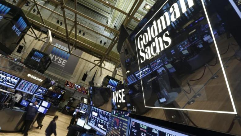 Muy pendiente Goldman Sachs explora mercado con monedas digitales - ¡Muy pendiente! Goldman Sachs explora mercado con monedas digitales