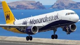 Quiebra de Monarch Airlines dejó botados a miles de viajeros - Quiebra de Monarch Airlines dejó botados a miles de viajeros