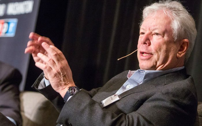 Richard Thaler gana el premio nobel de ciencias económicas - Richard Thaler gana el premio nobel de ciencias económicas