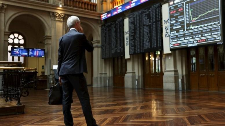 Se desploma la bolsa española - Se desploma la bolsa española