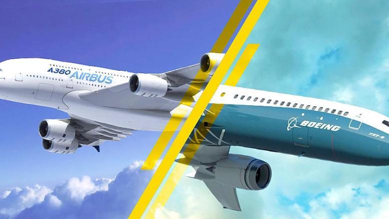 La urgente petición de Boeing y Airbus a la UE - La petición urgente de Boeing y Airbus a la UE