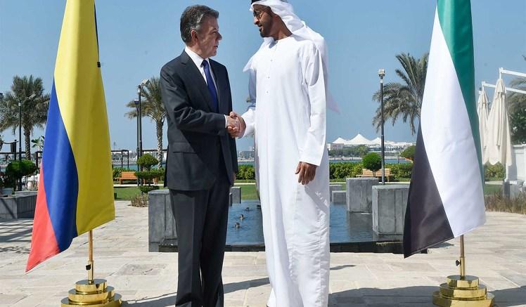Que hay detrás de la visita del presidente de Colombia a los Emiratos - Que hay detrás de la visita del presidente de Colombia a los Emiratos
