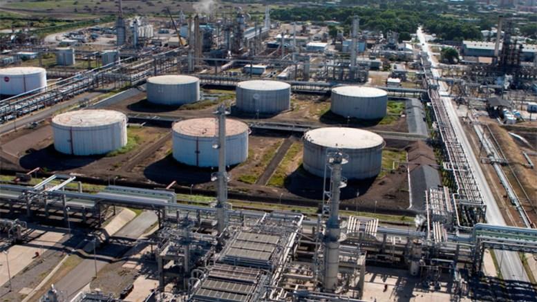 Motores encendidos Refinería de Puerto la Cruz reinició operaciones - ¡Motores encendidos! Refinería de Puerto la Cruz reinició operaciones