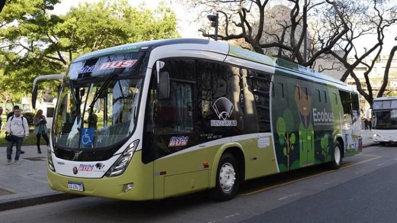 WAO Argentina estrena primer autobús híbrido de pasajeros - ¡WAO! Argentina estrena primer autobús híbrido de pasajeros