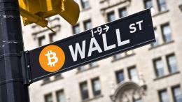 Bitcoin ya tiene un pie en Wall Street - Bitcoin ya tiene un pie en Wall Street