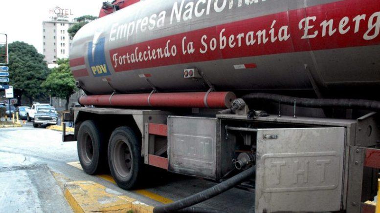 Pdvsa incrementará envío de gasolina al Táchira - Pdvsa incrementará envío de gasolina al Táchira