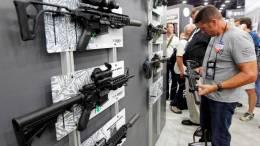 Qué tramará Trump dispara la venta de armas en EE. UU.. UU - ¿Qué tramará? Trump dispara la venta de armas en EE. UU.