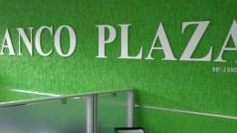 Banco Plaza se estrena en el C.C.C.T - Banco Plaza se estrena en el C.C.C.T