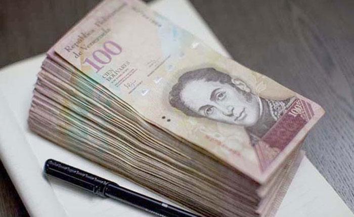 Extienden vigencia del billete de Bs. 100 hasta 20 de marzo