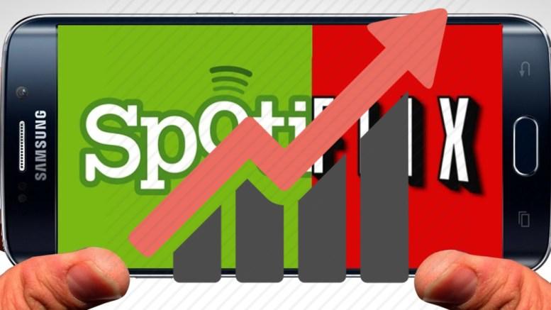 Bolsillos argentinos tiemblan al pagar Netflix y Spotify - Bolsillos argentinos tiemblan al pagar Netflix y Spotify