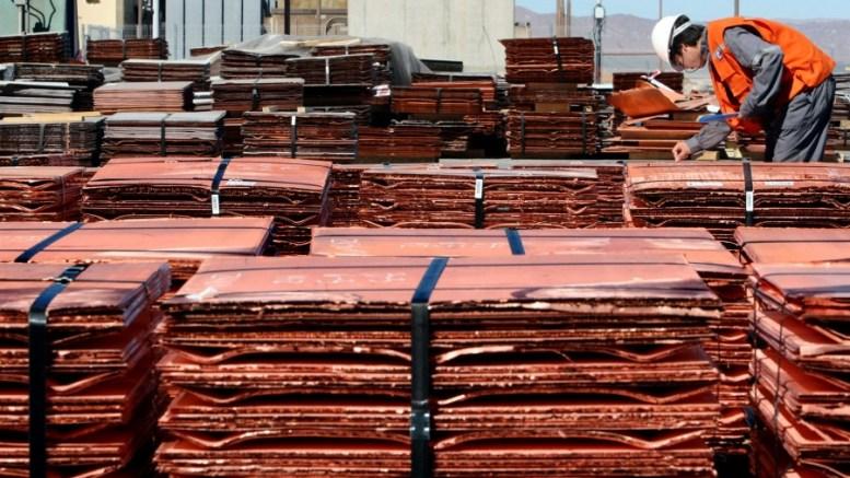 Chile llena sus bolsillos exportando cobre y litio a China - Chile llena sus bolsillos exportando cobre y litio a China
