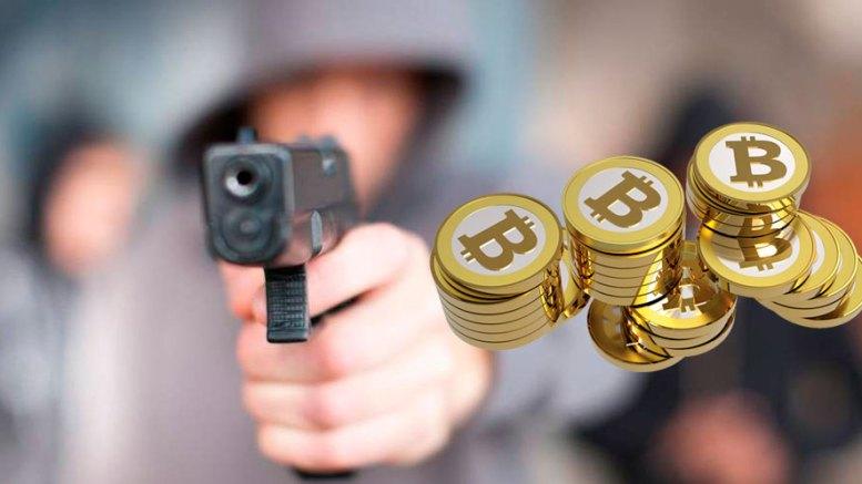 Reino Unido vivió el primer robo a mano armada de bitcoins - Reino Unido vivió el primer robo a mano armada de bitcoins