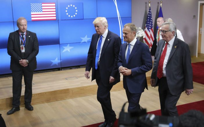 Sepa por qué la UE y EE. UU. podrían sumirse en una guerra - Sepa por qué la UE  y EE. UU. podrían sumirse en una guerra