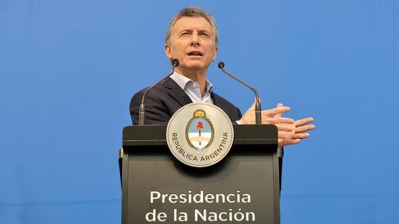Argentinos enardecen ante política económica de Macri - Argentinos enardecen ante política económica de Macri