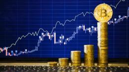 Bitcoin toma un respiro y sube a los 9 mil dólares - Bitcoin toma un respiro y sube a los 9 mil dólares