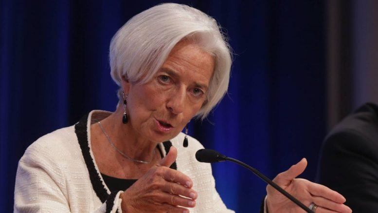 FMI alerta por la reforma fiscal de EE. UU. - FMI alerta por la reforma fiscal de EE. UU.