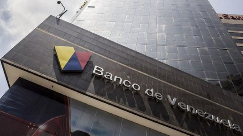 Fallas atacaron la plataforma del Banco de Venezuela - Fallas atacaron la plataforma del Banco de Venezuela