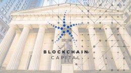 Blockchain Capital recauda 150 millones - Blockchain Capital recauda $ 150 millones