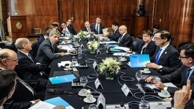 G20 rechazó reconocer criptoactivos como monedas soberanas - G20 rechazó reconocer criptoactivos como monedas soberanas
